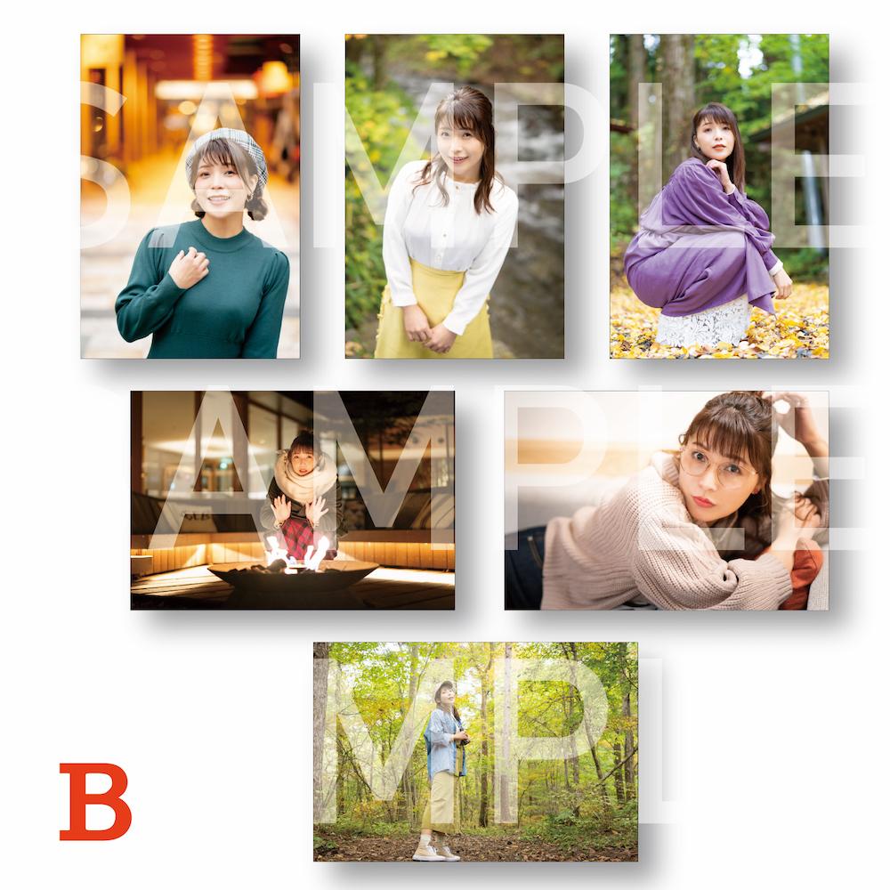 EmiRing◎2021 ポストカードセットB